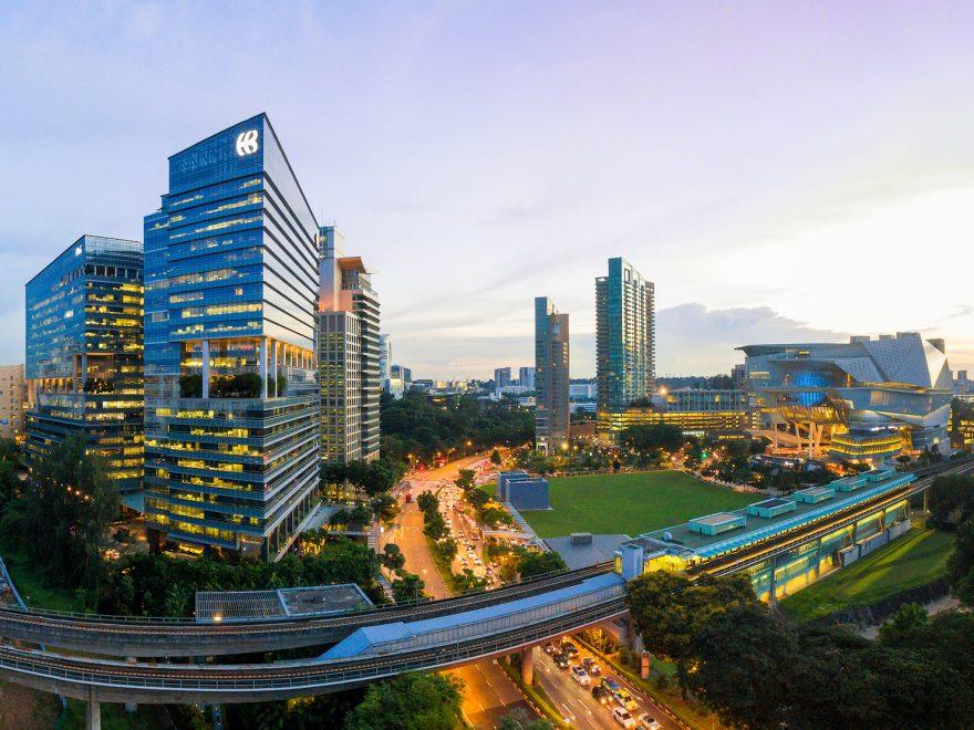 singapore etf investment